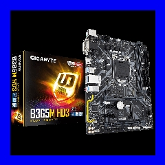 GIGABYTE B365 HD3 (rev. 1.0)