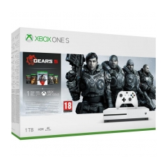 XBOX ONE S 1 TB + Gears 5 Standard Edition