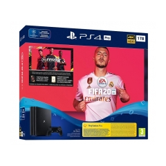 PS4 Pro - Playstation 4 Pro 1TB Black Gamma chassis + FIFA20