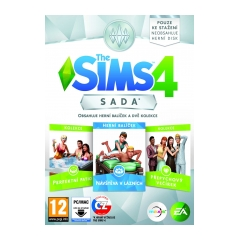 PC CD - The Sims 4 Bundle Pack 1