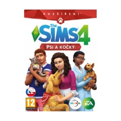 PC - THE SIMS 4 CATS & DOGS  CZ/SK