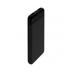 BELKIN BoostCharge Power Bank 10K with Lightning connector, Black