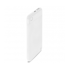 BELKIN BoostCharge Power Bank 5K with Lightning connector, White