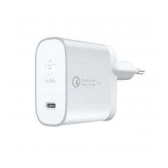 BELKIN QuickCharge 4+27W USB-C Home Charger + USB-C to C Cable