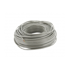 4World Patch kabel Cat5e UTP 100m Gray