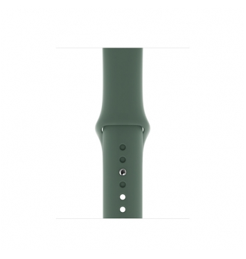 Watch Acc/44/Pine Green Sport Band - S/M & M/L