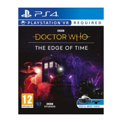 PS4 - Doctor Who: The Edge of Time PSVR