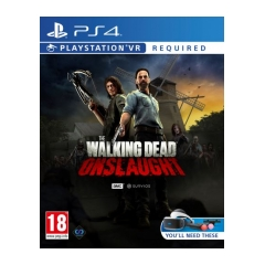 PS4 - The Walking Dead: Onslaught VR
