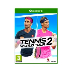 XONE - Tennis World Tour 2