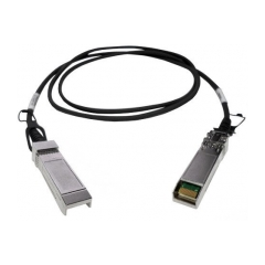 SFP+ 10GbE twinaxial direct attach cable, 3.0M, S/N and FW update