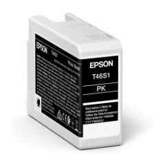 Epson Singlepack Black T46S1 UltraChrome Pro Zink