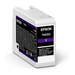Epson Singlepack Violet T46SD UltraChrome