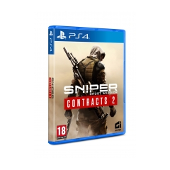 PS4 - Sniper: Ghost Warrior Contracts 2
